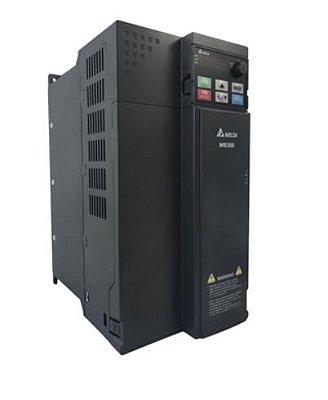 Inversor de Frequência 20CV (15KW) - Modelo MS - 380/480 Volts - Trifásico - Standard - Sem filtro EMI - Com STO - Frequência Normal de Saída DELTA VFD32AMS43ANSAA