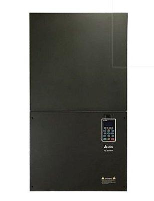 Inversor de Frequência 250CV (185KW) - Modelo C2000 - 380/480 Volts - Trifásico - Standard - utilizado para variação de velocidade de motores elétricos. DELTA VFD1850C43A