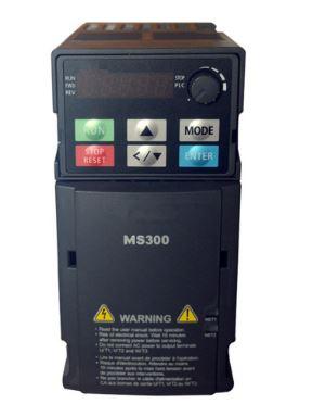 Inversor de Frequência 2CV (1,5KW) - Modelo MS - 220 Volts - Monofásico - Standard - Sem filtro EMI - Com STO - Frequência Normal de Saída DELTA VFD7A5MS21ANSAA