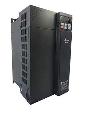 Inversor de Frequência 30CV (22KW) - Modelo MS - 380/480 Volts - Trifásico - Standard - Sem filtro EMI - Com STO - Frequência Normal de Saída DELTA VFD45AMS43ANSAA