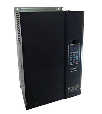 Inversor de Frequência 75CV (55KW) - Modelo C2000 - 380/480 Volts - Trifásico - Standard - utilizado para variação de velocidade de motores elétricos. DELTA VFD550C43A