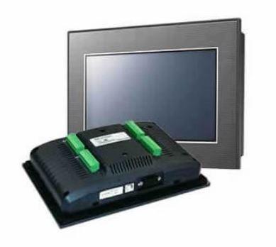 """Painel de texto Touch de 7"""" - Com CLP incorporado de 8 ED e 8 SD a Relé, 4 EA de Tensão ou Corrente 2 AS de Tensão ou Corrente DELTA TP70P-22XA1R"""
