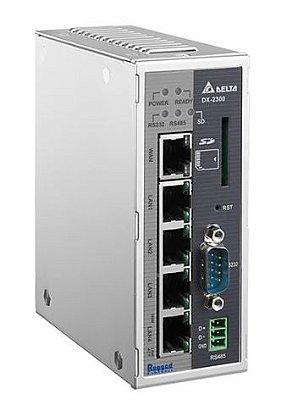Routeador DIACLOUD APENAS WAN (Internet Cabeada), RS-485, RS-232, 4 portas LAN DELTA DX-2300LN-WW