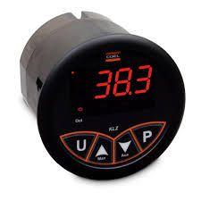 Controlador Temperatura p/ Resfrigeração KLZ10 HR 100 a 240Vca KLZ10HR cód COEL 19210306