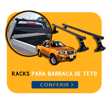 Racks para barraca automotiva
