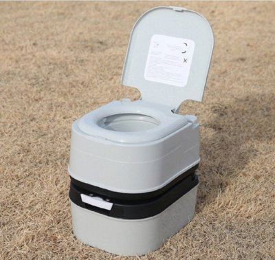 Privada Portátil Porta Potti 24L PLUS