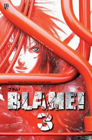 Blame! #03 Despertar
