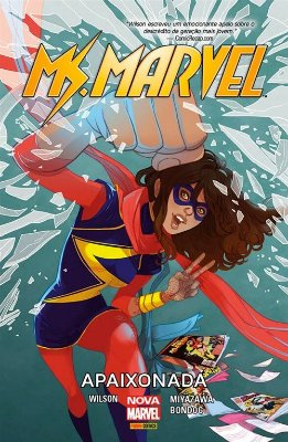 Ms. Marvel: Apaixonada (Capa Dura)