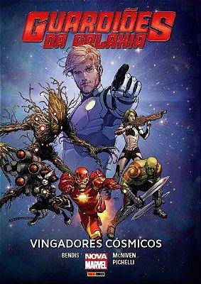 Guardiões da Galáxia: Vingadores Cósmicos