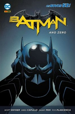 Batman: Ano Zero