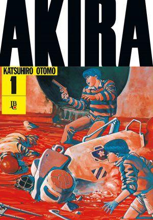 Akira #1 O despertar de um poder sobrenatural + Brinde Post-card