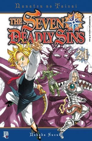 The Seven Deadly Sins #24 Festival demoníaco