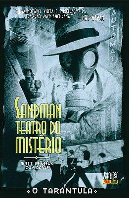 Sandman - Teatro do Mistério: O Tarântula #1