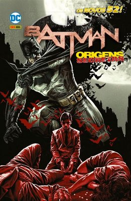 Batman: Origens Secretas