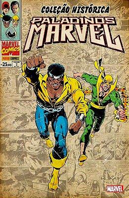 Coleção Histórica Marvel: Paladinos Marvel #2