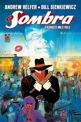 O Sombra: Grandes Mestres #2