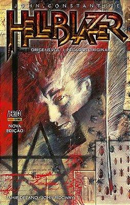 John Contantine, Hellblazer: Origens #1 Pecados Originais