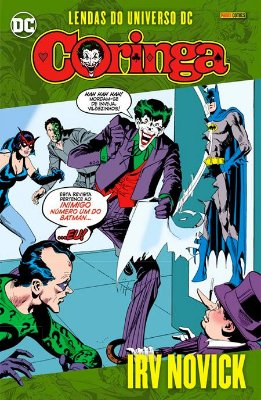 Lendas do Universo DC: Coringa #1