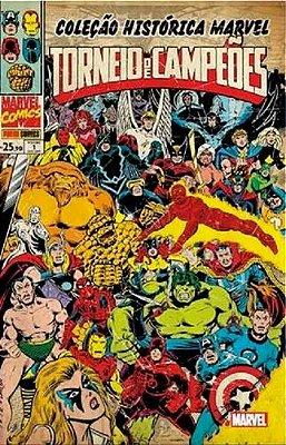 Coleção Histórica Marvel: Torneio De Campeões #1