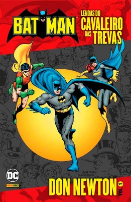 Batman: Lendas do Cavaleiro das Trevas #1 Don Newton