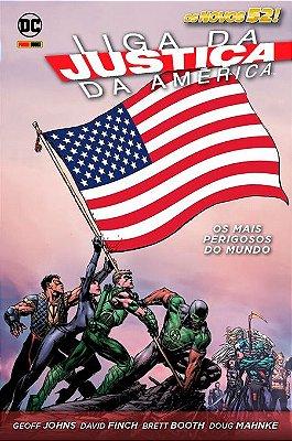 Liga da Justiça da América: Os Mais Perigosos do Mundo