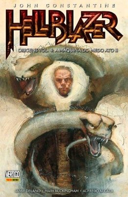 John Constantine, Hellblazer: Origens #4