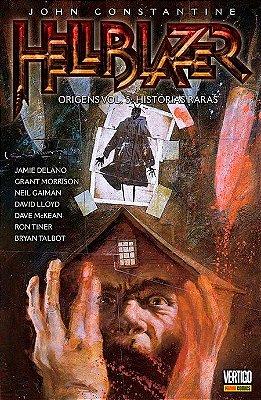 John Constantine, Hellblazer: Origens #5
