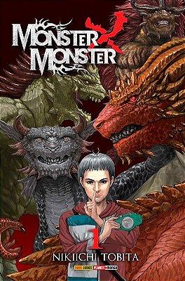 Monster X Monster #1