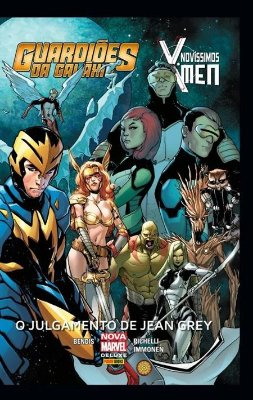 Guardiões da Galáxia e Novíssimos X-Men