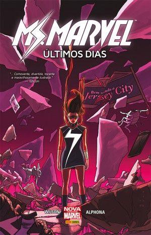 Ms. Marvel: Últimos Dias (Capa Dura)