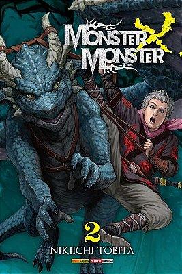 Monster X Monster #2