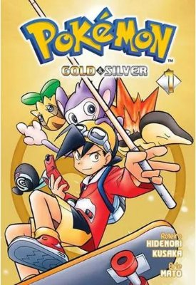 Pokémon Gold & Silver #1
