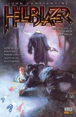 John Constantine, Hellblazer: Origens #6