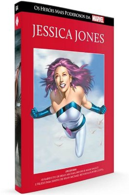 Os Heróis mais Poderosos da Marvel: Jessica Jones #64