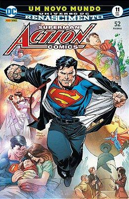 Action Comics: Renascimento #11