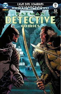 Detective Comics: Renascimento #11