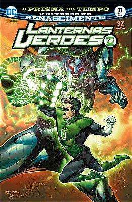 Lanternas Verdes: Renascimento #11