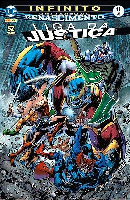 Liga da Justiça: Renascimento #11