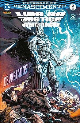 Liga da Justiça da América: Renascimento #2