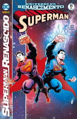 Superman: Renascimento #11