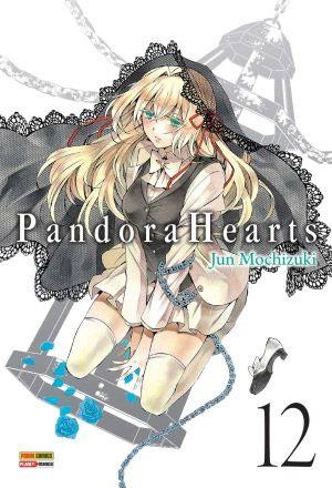 Pandora Hearts #12