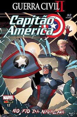 Capitão América #12