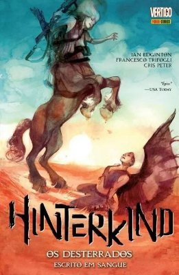 Hinterkind: Os Desterrados #2