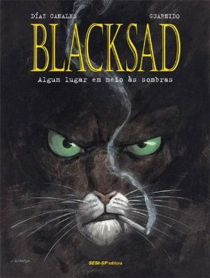 Blacksad #1