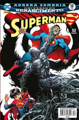 Superman: Renascimento #12