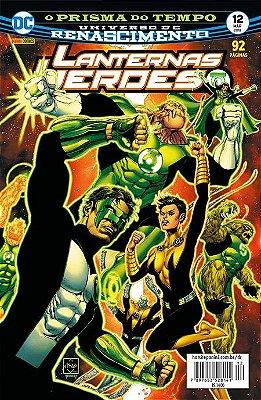 Lanternas Verdes: Renascimento #12