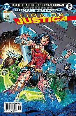 Liga da Justiça: Renascimento #12