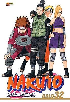 Naruto Gold #32