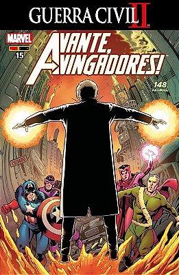 Avante, Vingadores! #15