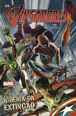 Os Vingadores - Edição 17